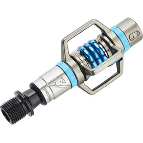 Crankbrothers Eggbeater 3 - Pedales - azul/Plateado